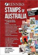 Renniks Stamps Of Australia 17th Ed