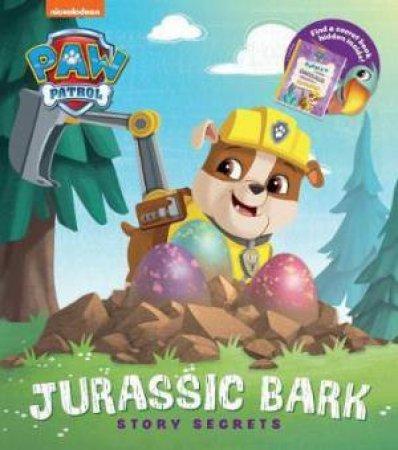 PAW Patrol Jurassic Bark Story Secrets