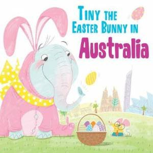 Tiny The Easter Bunny In Australia