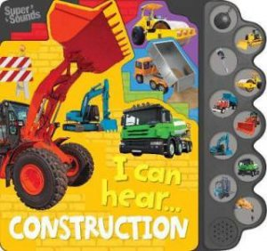 10 Button Sound Book: Construction