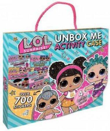 Unbox Me Activity Case: LOL Surprise