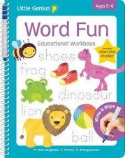 Little Genius Write  Wipe Word Fun