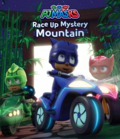 PJ Masks Race Up Mystery Mountain Picture Flat