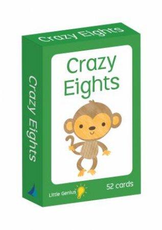 Little Genius Flash Cards Crazy Eights