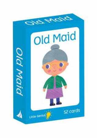 Little Genius Flash Cards Old Maid