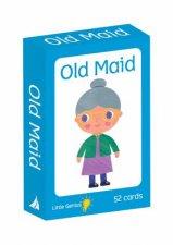 Little Genius Flash Cards Old Maid