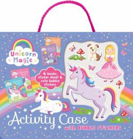 Bubble Sticker Activity Case - Unicorn Magic by Various