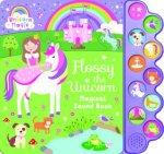 10 Button Sound Book Unicorn Magic
