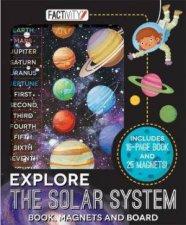 Magnetic Folder  Explore The Solar System Factivity