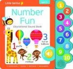 Little Genius  Educational Sound Book Number Fun