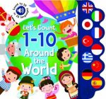 10 Button Sound  Lets Count 110 Around The World