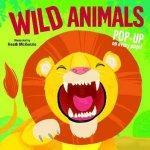 PopUp Book  Wild Animals