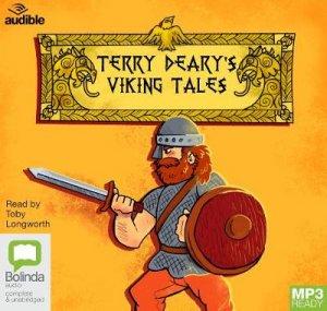 Terry Deary's Viking Tales by Terry Deary & Toby Longworth
