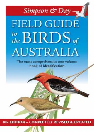 Field Guide to the Birds of Australia, 8th Ed