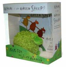 Where Is The Green Sheep Book  Plush