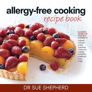 Allergy-free Cooking Recipe Book by Sue Shepherd