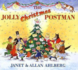 Jolly Christmas Postman by Allan Ahlberg