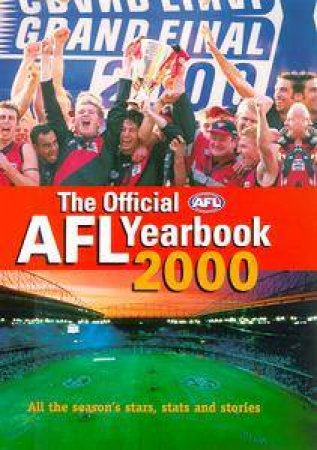 The Official AFL Yearbook 2000 by Michael Roberts