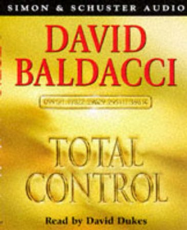 Total Control - Cassette by David Baldacci