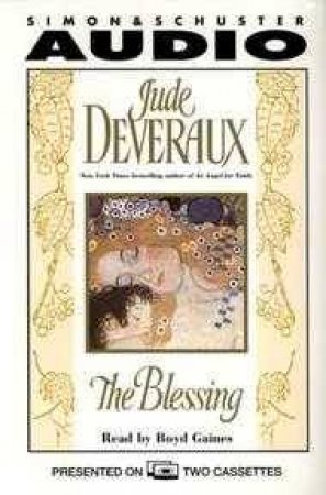 The Blessing - Cassette by Jude Deveraux