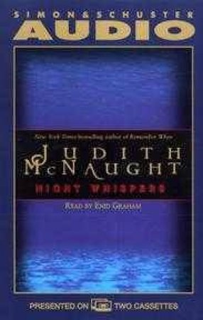 Night Whispers - Cassette by Judith McNaught