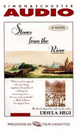 Stones From The River - Cassette by Ursula Hegi