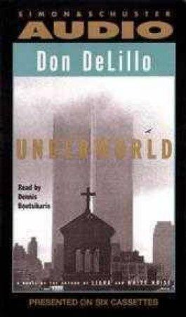 Underworld  - Cassette by Don DeLillo