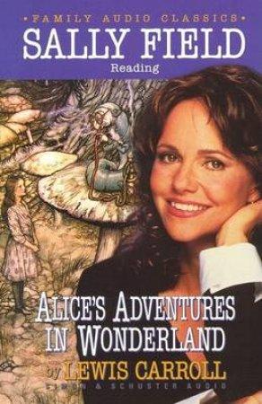 Alice's Adventures In Wonderland - Cassette by Lewis Carroll