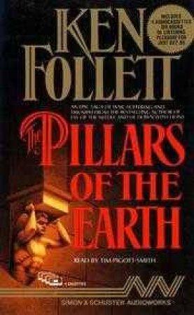 Pillars Of The Earth - Cassette by Ken Follett