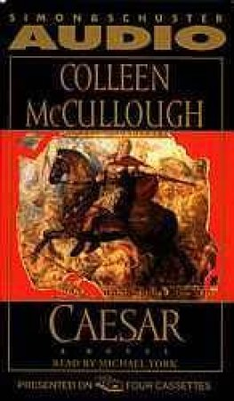Caesar - Cassette by Colleen McCullough