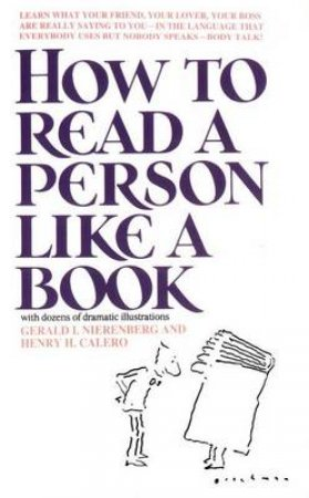 How Read Person Like Book by Nierenberg