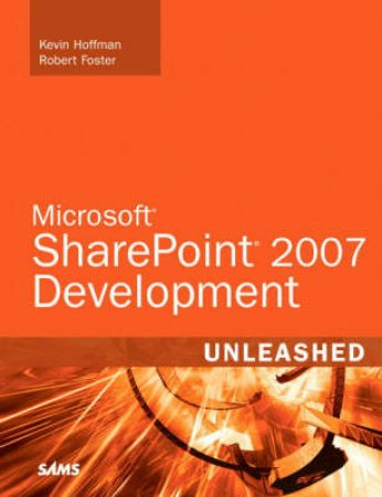 Microsoft Sharepoint 2007 by Fraser Hoffman