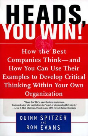 Heads You Win by Quinn Spitzer & Ron Evans