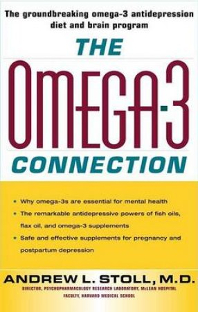 The Omega-3 Connection by Dr Andrew Stoll