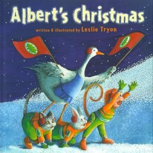 Albert's Christmas by Leslie Tryon