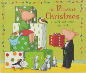 12 Days of Christmas by Tad Hills