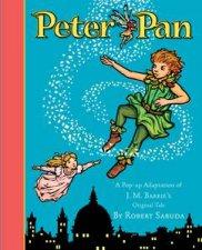 Peter Pan A PopUp Adaptation of JMBarries Original Tale