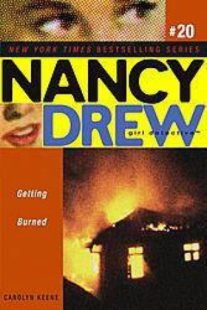 Getting Burned by Carolyn Keene