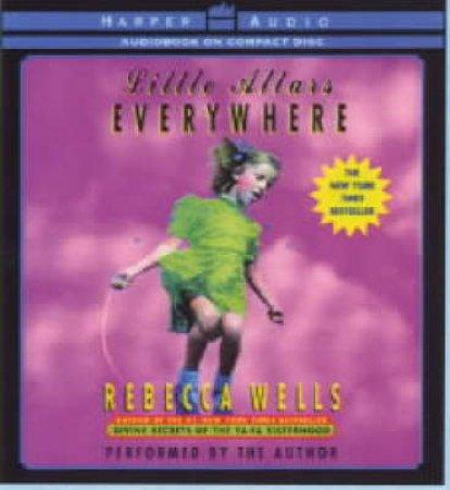 Little Altars Everywhere - CD by Rebecca Wells