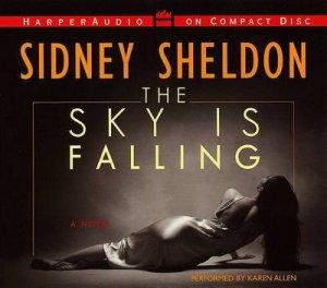 The Sky Is Falling - CD by Sidney Sheldon