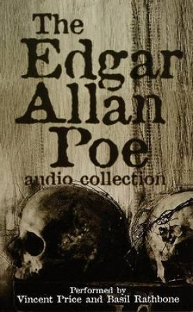 The Edgar Allan Poe Audio Collection - Cassette by Edgar Allan Poe