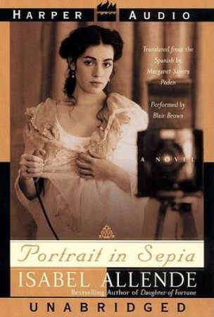 Portrait In Sepia - Cassette by Isabel Allende
