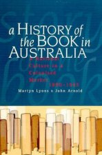 The History Of The Book In Australia 1890  1945