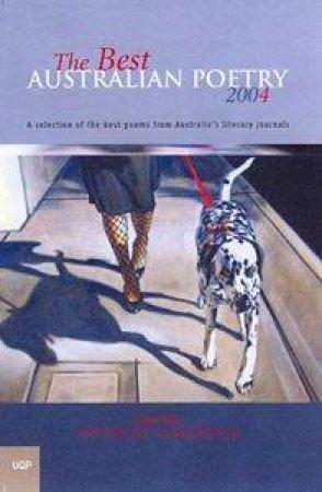 Best Australian Poetry 2004 by Martin Duwell
