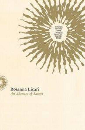 An Absence of Saints by Rosanna Licari