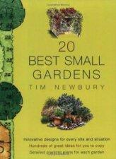 20 Best Small Gardens