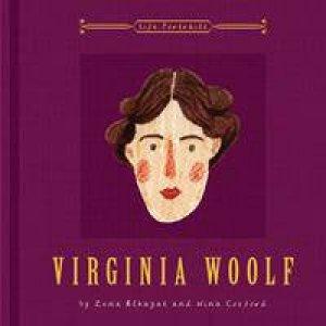 Virginia Woolf by Zena Alkayat