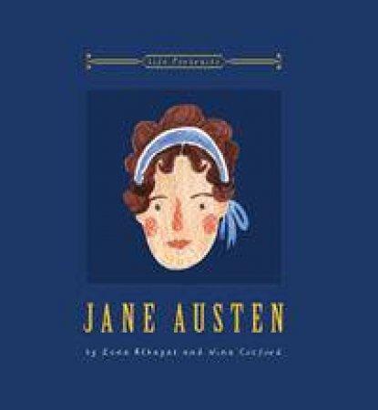 Jane Austen by Zena Alkayat