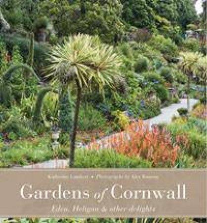 Gardens of Cornwall by Katherine Lambert