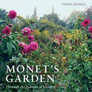 Monet's Garden by Vivian Russell